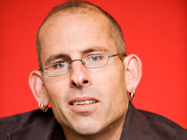 Professor Mark Levine of Lancaster University. Picture by NORTHWESTPIX.