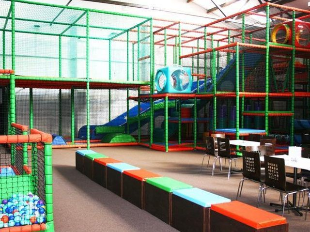 Mini's Party and Play Centre in Lodge Street, off Guild Way, will remain closed today (Tuesday, July 13) whilst cleaning takes place before reopening as normal from 9.30am tomorrow. Pic: Mini's Party and Play Centre