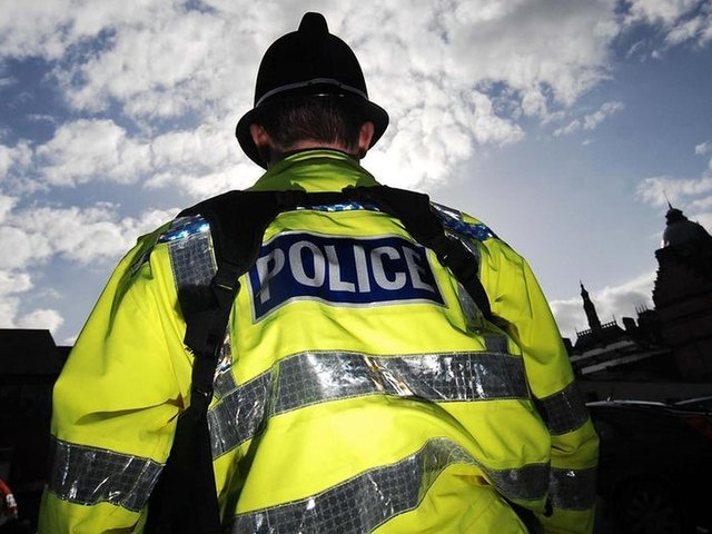 The raids follow an investigation into a violent incident in Salus Street, Burnley, on February 4th