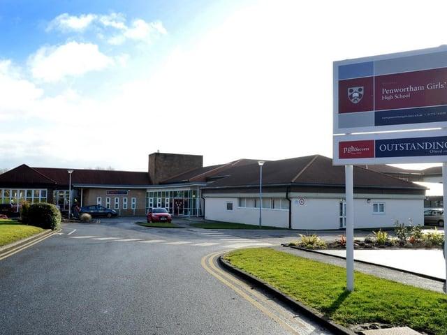 Penwirtham Girls' High School