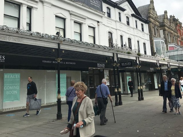 Beales will reopen in Southport this summer