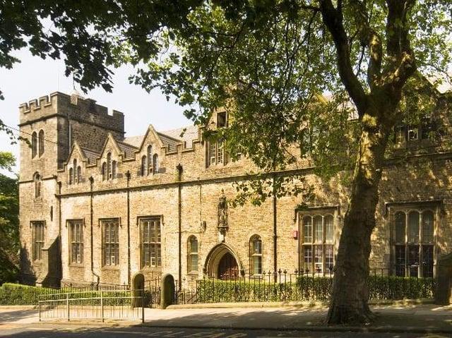 Lancaster Royal Grammar School.