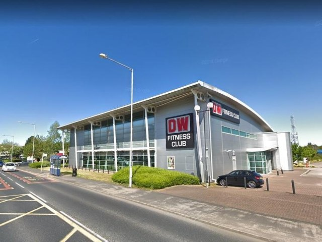 JD Gyms is moving into the former DW Fitness building next to KFC in Port Way at Preston Docks this summer. Pic: Google