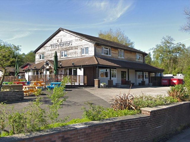 The Hunters pub in Walton-le-Dale could lose its license after police were called to break up a fight. (Credit: Google)
