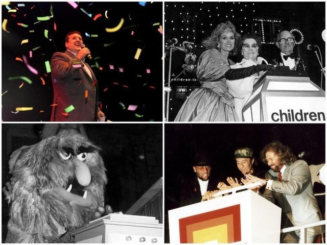 The famous faces who have switched on the Blackpool Illuminations