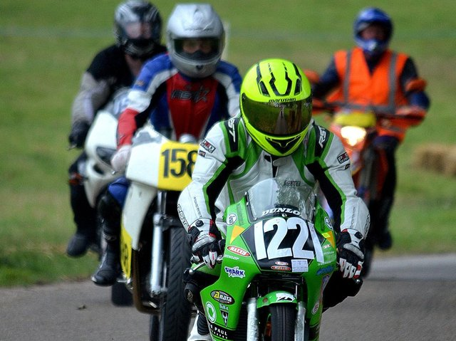 Get ready for motorbike action at Leighton Hall