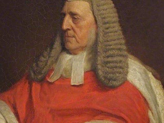 The Right Honourable George Denman