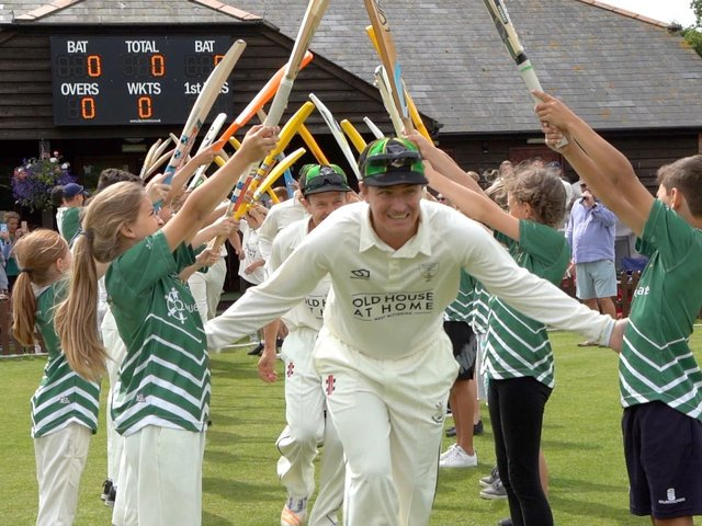 West Wittering CC hope to see scenes like this again this summer