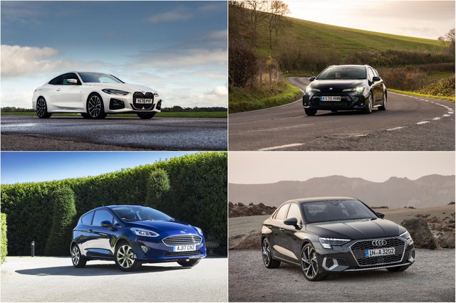 Some of the UK's best selling cars are among those to underperform