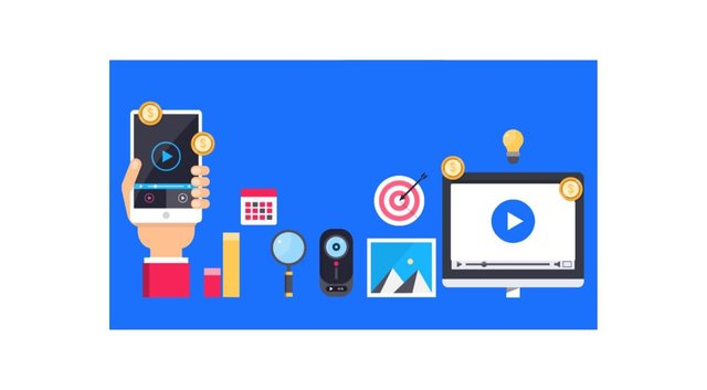A short video on your homepage is a great way to make a first impression on new customers.