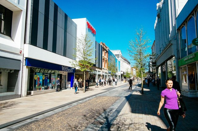 The aim is that the card will be accepted in over 100 city centre businesses within the next few months
