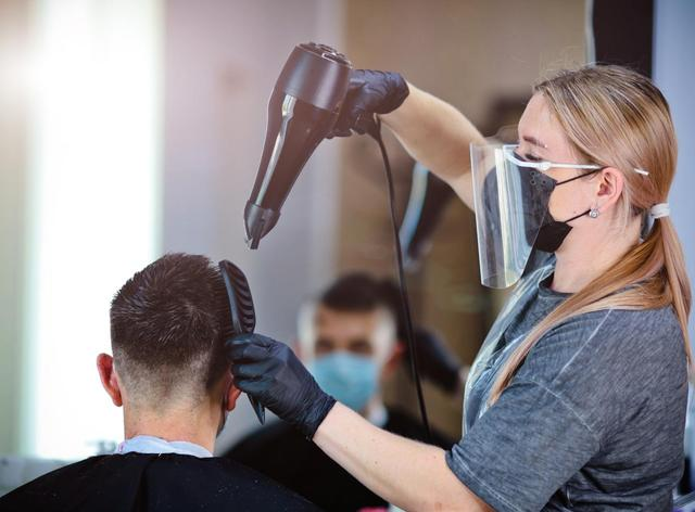 When will hairdressers open? Date barbers and salons in Scotland could reopen after Covid lockdown