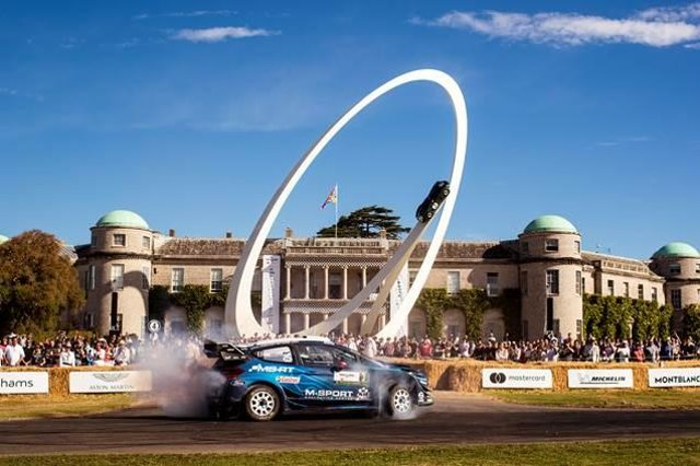 The 2021 Goodwood Festival of Speed will go ahead as planned (Photo: Drew Gibson)