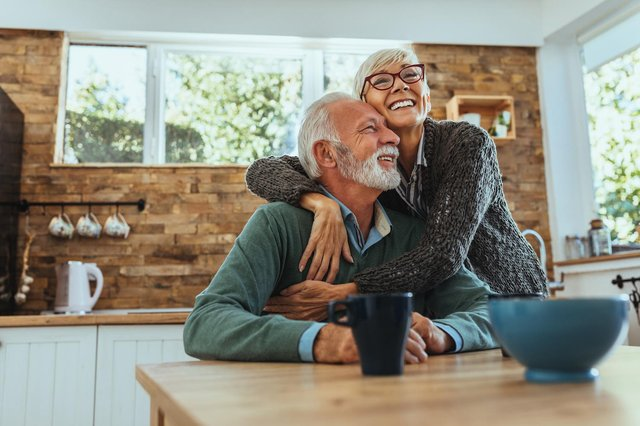 A lifetime mortgage allows you to release some of the equity that you have built up over the years without having to downsize.