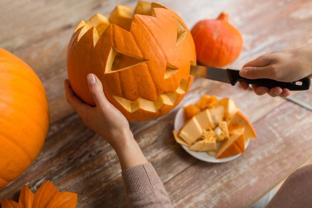 Are you carving a pumpkin this year?
