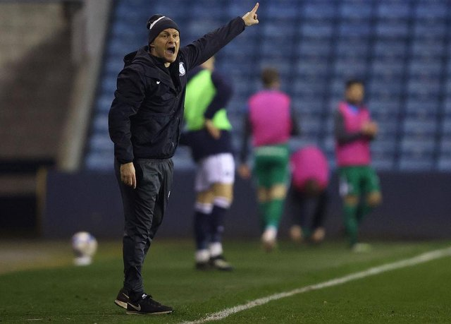 Alex Neil, manager of Preston North End. (Photo by Julian Finney/Getty Images)