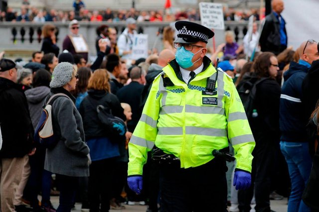 Several £10,000 penalties have been issued by police